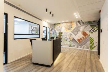 האם תחום עיצוב המשרדים שינה פניו בקורונה?